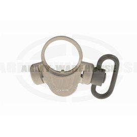 Ambidextrous QD Swivel Slot GBR Version - Dark Earth