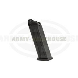 Magazin H&K USP .45 Metal Version GBB 25rds