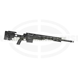 MSR .338 Bolt Action Sniper Rifle - schwarz (black)
