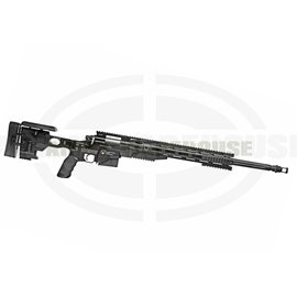MS700 Bolt Action Sniper Rifle - schwarz (black)
