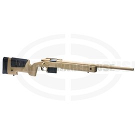 MCM 700X Bolt Action Sniper Rifle - Desert