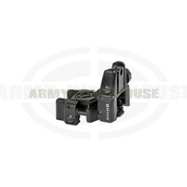Rhino Rear Sight - schwarz (black)