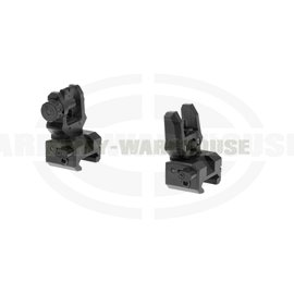 Low Profile Sight Set - schwarz (black)