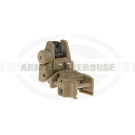 Rhino Rear Sight - Dark Earth