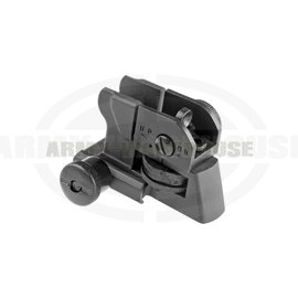 LETS Tactical Rear Sight - schwarz (black)
