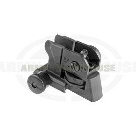 LETS Tactical Rear Sight - schwarz (black)