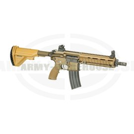 H&K HK416 D10RS RAL8000 Full Power