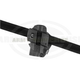 Open Top Kydex Holster für SIG P226 BFL - schwarz (black)