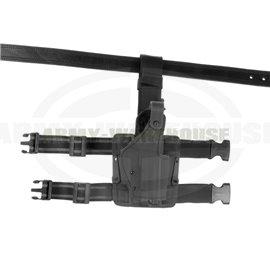 Tactical HDL Kydex Holster für P226 - schwarz (black)