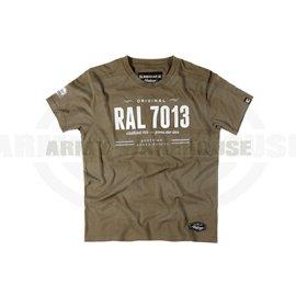 RAL Tee - RAL7013