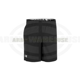 UA Original Mirage Short 8 Inch HeatGear - schwarz (black)