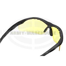 Lancer Yellow - schwarz (black)
