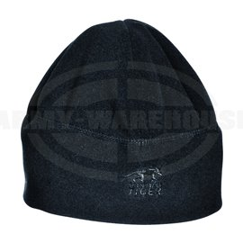 TT Fleece Cap - schwarz (black)
