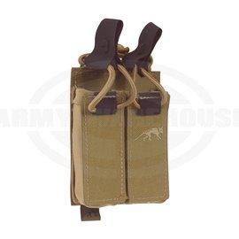 TT DBL Pistol Mag Pouch BEL VL - khaki