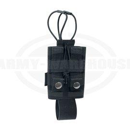 TT Radio Pouch LP - schwarz (black)
