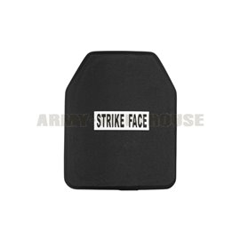 Level IV Stand Alone Ballistic Plate Single Curve SiC