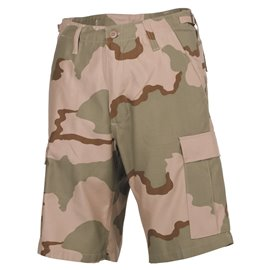 US Bermuda, BDU, desert 3 color