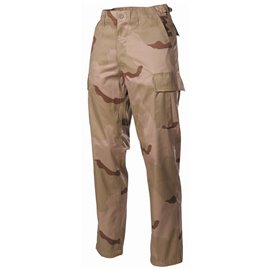 US Kampfhose BDU, desert 3 color