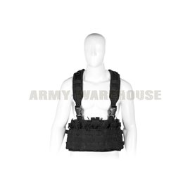 Rapid Assault Chest Rig - schwarz (black)