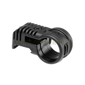 CAA - Picatinny QR Offset Flashlight Adaptor