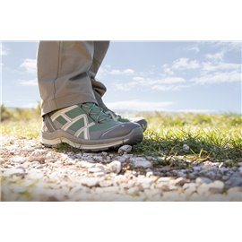 HAIX BLACK EAGLE ADVENTURE 2.1 GTX LOW OLIVE-ROCK