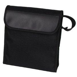 Fernglas, faltbar 20 x 50, schwarz, Kunststofftasche
