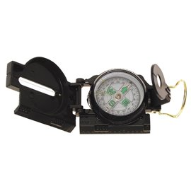 Kompass Metallgehäuse, flüssigkeitsgedämpft