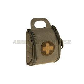 Templar's Gear - Silent First Aid Pouch - Ranger Green