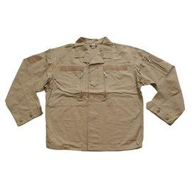Bundesheer Kampfanzugbluse leicht KAZ03, beige, khaki, TSCHAD, gebraucht