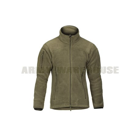 Clawgear - Milvago Fleece Jacket - oliv, RAL7013