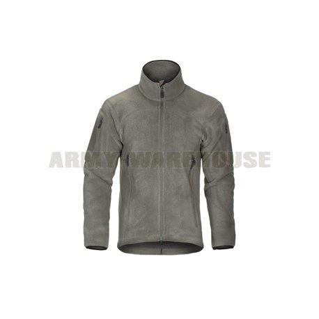 Clawgear - Milvago Fleece Jacket - grau, solid rock