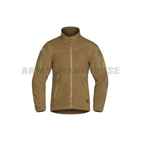 Clawgear - Aviceda Mk.II Fleece Jacket - coyote