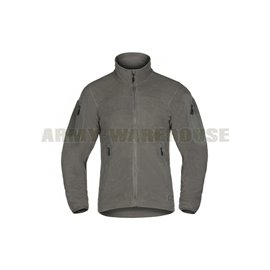 Clawgear - Aviceda Mk.II Fleece Jacket - grau, solid rock