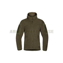 Clawgear - Aviceda Mk.II Fleece Hoody - oliv, RAL7013