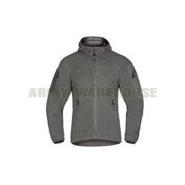 Clawgear - Aviceda Mk.II Fleece Hoody - grau, solid rock