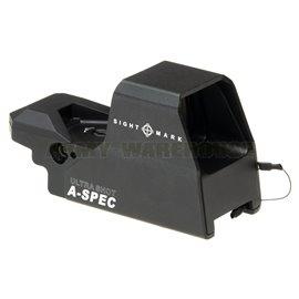 Sightmark - Ultra Shot A-Spec Reflex Sight, NV-Black Edition