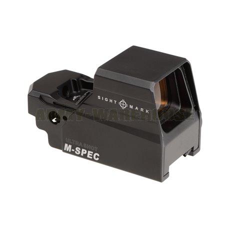Sightmark - UltraShot M-Spec FMS Reflex Sight, LQD & NV-Black Edition