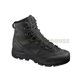 Salomon - X Alp MTN GTX Forces - schwarz (black)