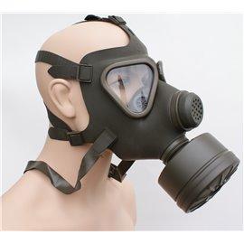 Bundesheer ABC Schutzmaskenset, BH Schutzmaske mit Filter & Tasche, sehr guter Zustand