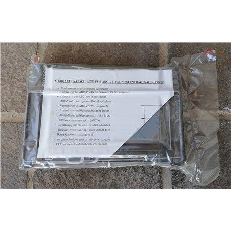 Bundesheer ABC Verwundetentragesack (VrwTS) Schutzausrüstung