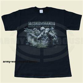 T-shirt - JAGDKOMMANDO - Special Edition, schwarz