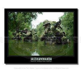 Poster - JAGDKOMMANDO - Special Edition