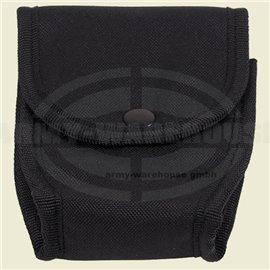 Handschellen Etui, Nylon,schwarz