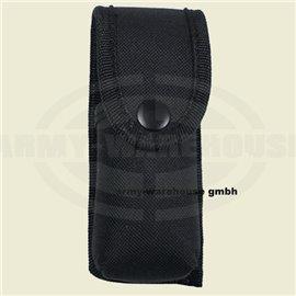 Verteidigungsspray-Etui,Nylon, schwarz