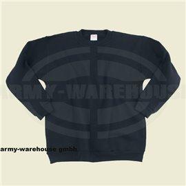 """Sweatshirt, schwarz, \""""PC\"""",340g/m²"""