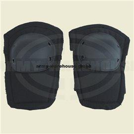 Ellenbogenschützer, schwarz,aus Spezialschaum