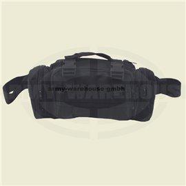 Hüft- u. Schultertragetasche,schwarz