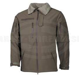 "Bundesheer Softshell Jacke ""High Defence"", oliv"