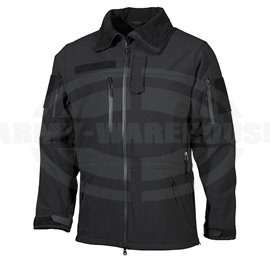 "Bundesheer Softshell Jacke ""High Defence"", schwarz"