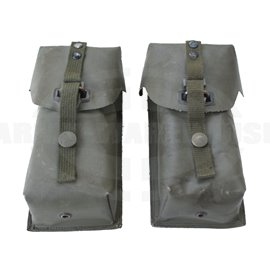 Bundesheer StG77 M75 Magazintaschen 1 Paar (1x links und 1x rechts) für BH StG77 Magazine, neu